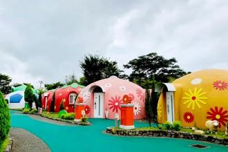 """更多可塑性的品质房屋,成为文旅""""圆顶屋""""的新概念 !"""